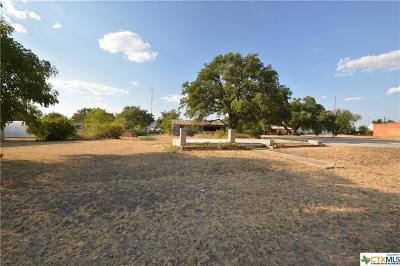 Lampasas County Residential Lots & Land For Sale: 3 Main Street