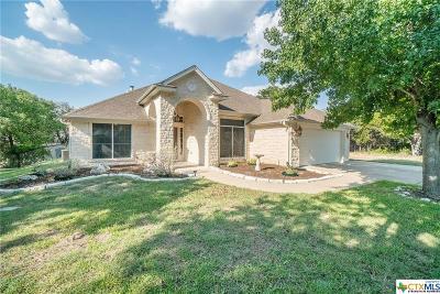 Temple Single Family Home For Sale: 5056 Comanche Drive