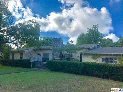 Temple Single Family Home For Sale: 405 King Circle