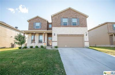 Killeen Single Family Home For Sale: 9013 Bowfield Drive