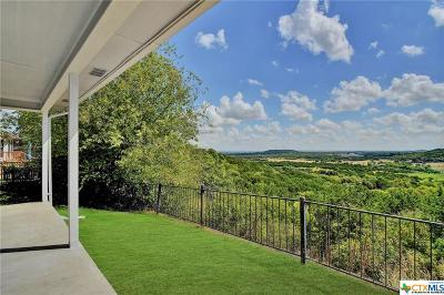 Copperas Cove Single Family Home For Sale: 504 Skyline Drive