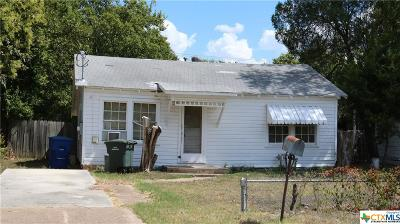 Copperas Cove Single Family Home For Sale: 603 S 2nd Street