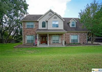 Harker Heights Single Family Home For Sale: 1504 Wildridge Drive