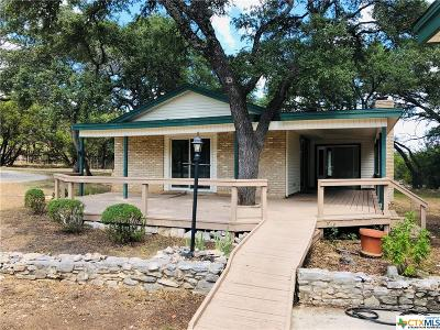 Wimberley Single Family Home For Sale: 700 E. Summit Drive