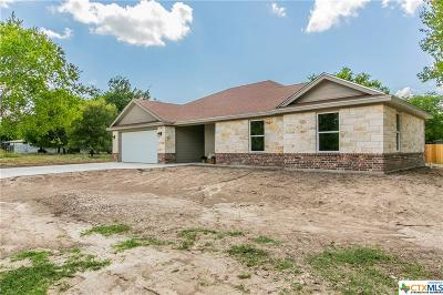 Bell County Single Family Home For Sale: 58 Buckskin Loop