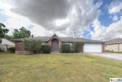 New Braunfels Single Family Home For Sale: 1523 Camellia Lane