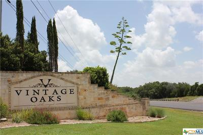 New Braunfels Residential Lots & Land For Sale: Lot 1699 Curvatura