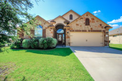 Temple Single Family Home For Sale: 5210 Sandstone Drive