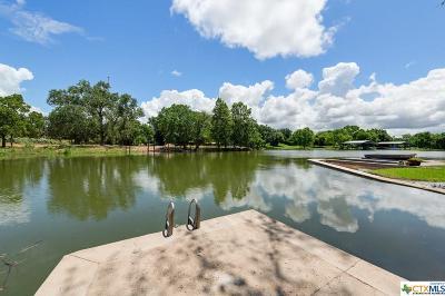 Burnet County Single Family Home For Sale: 128 L Debo Drive