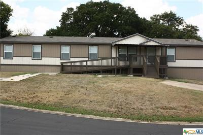 Killeen Mobile/Manufactured For Sale: 1704 Martin Luther King Jr Boulevard #295