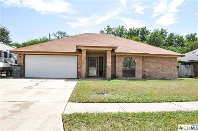 Killeen Single Family Home For Sale: 4308 Pepper Mill Hollow