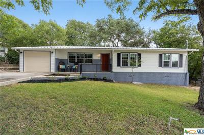 New Braunfels Single Family Home For Sale: 654 Floral Avenue