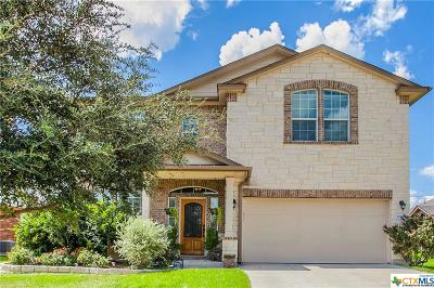 Temple TX Single Family Home For Sale: $210,000