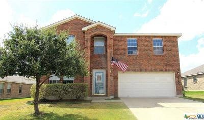 Killeen Single Family Home For Sale: 2304 Love Road