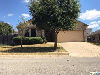 Killeen Single Family Home For Sale: 6206 Nessy Drive
