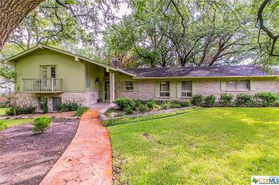 Temple Single Family Home For Sale: 2505 Linwood Road
