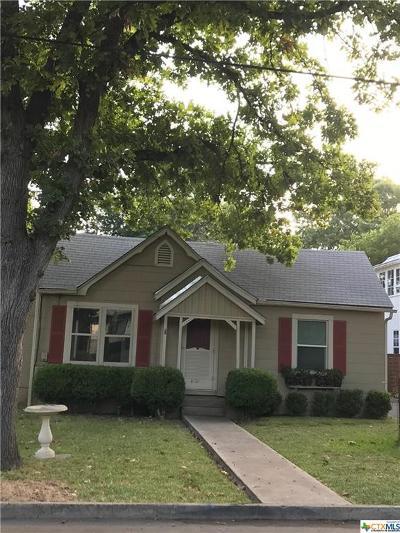 New Braunfels Rental For Rent: 1020 Hayselton Avenue