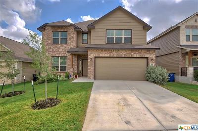 New Braunfels Single Family Home For Sale: 883 Mayberry Mill