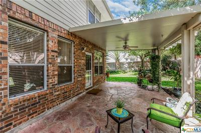 Round Rock Single Family Home For Sale: 2304 Chi Chi's Cove