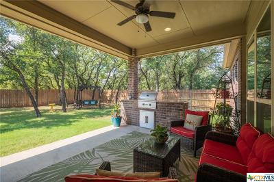 Nolanville Single Family Home For Sale: 9012 Bella Charca Parkway