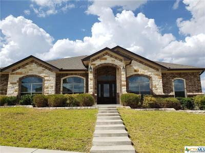 Killeen Single Family Home For Sale: 6505 Tanzanite Drive