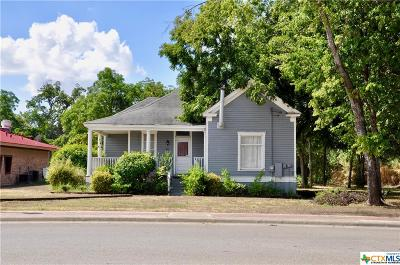 Belton Single Family Home For Sale: 501 E Central Avenue