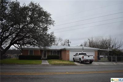 Lampasas Single Family Home For Sale: 1126 Nix