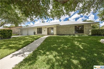 Harker Heights Single Family Home For Sale: 1904 Antelope Trail