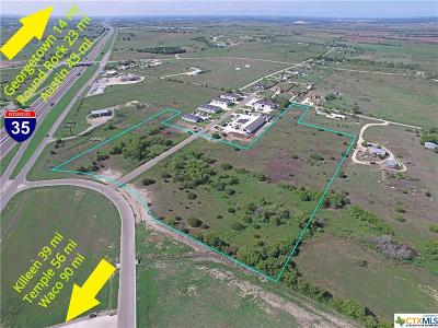 Williamson County Residential Lots & Land For Sale: County Rd 306