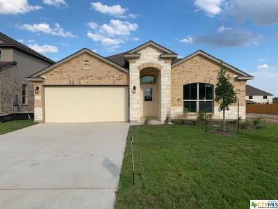 Belton Single Family Home For Sale: 5513 Perdita Drive