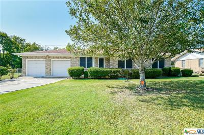 Harker Heights Single Family Home For Sale: 226 E Valley Road