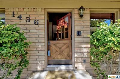 Hays County Single Family Home For Sale: 1436 Highland Drive