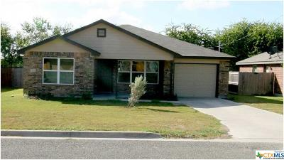 Lampasas Single Family Home For Sale: 1206 E E Avenue F