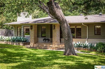 Comal County Single Family Home For Sale: 664 California Boulevard