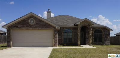 Killeen Single Family Home For Sale: 204 Viola Drive