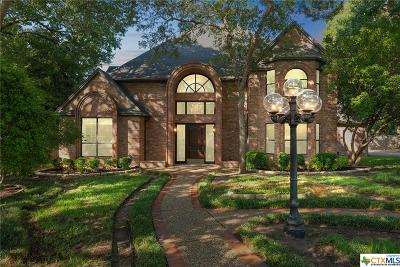 Bell County, Bosque County, Burnet County, Calhoun County, Coryell County, Lampasas County, Limestone County, Llano County, McLennan County, Milam County, Mills County, San Saba County, Williamson County, Brown County, Comanche County, Erath County Single Family Home For Sale: 3115 Kensington Court