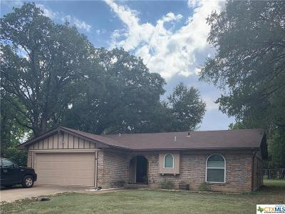 Belton Single Family Home For Sale: 1012 Terra Alta Dr.