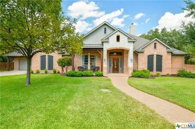 Belton Single Family Home For Sale: 37 Branding Iron Drive