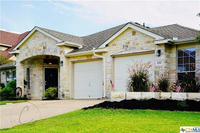 Harker Heights Single Family Home For Sale: 100 Shawnee Trail
