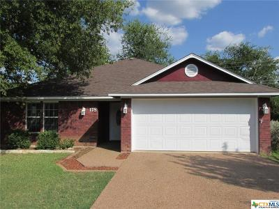 Morgan's Point Resort TX Single Family Home For Sale: $174,900