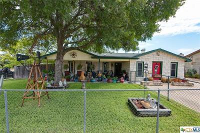 Killeen TX Single Family Home For Sale: $149,000