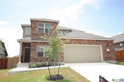 Cibolo Single Family Home For Sale: 405 Saddle Vista