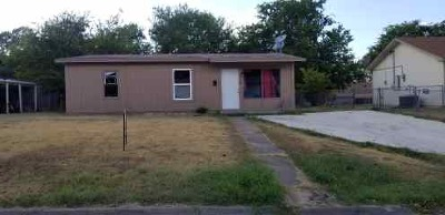 Killeen Single Family Home For Sale: 915 Southside Drive
