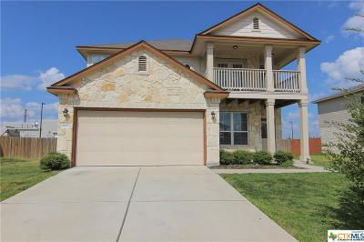 Killeen Single Family Home For Sale: 3003 Black Orchid Drive