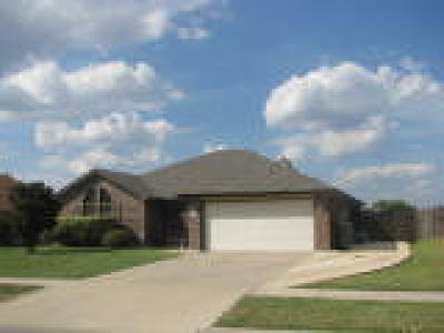 Killeen TX Single Family Home For Sale: $144,500