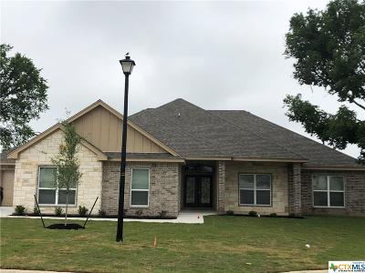 Harker Heights Single Family Home For Sale: 1605 Scotch Drive