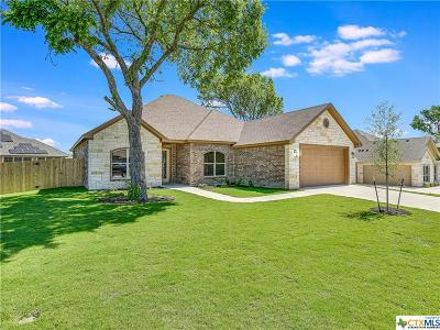 Harker Heights Single Family Home For Sale: 1603 Scotch Drive