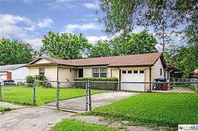 Copperas Cove Single Family Home For Sale: 410 E Avenue B