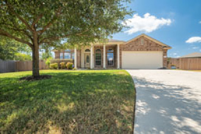 Temple Single Family Home For Sale: 7319 Rickey Drive