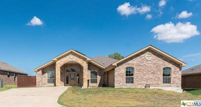 Killeen Single Family Home For Sale: 406 Belo Drive